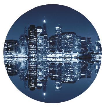 Круглый стол ночной город
