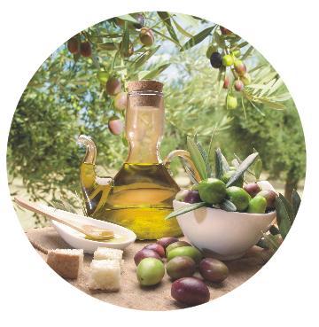 Круглый стол оливия