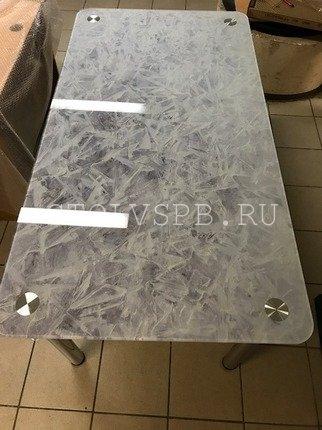 обеденный стол лед